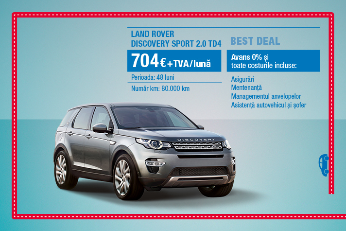 BEST DEAL DISCOVERY SPORT27/04/2017
